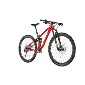 VOTEC VXs Elite - Tour/Trail Fully 29 - red-black